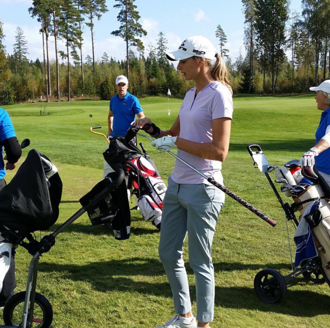 Sofia Ljungqvist Slutade Som Finfin Femma Pa Match Sm